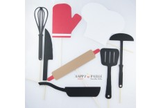 Kit photobooth petit Chef