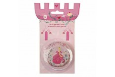 Caissettes à cupcakes Princesse