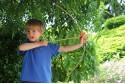 Set arc et flèches en bois