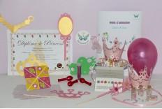 Boîte fête de princesses