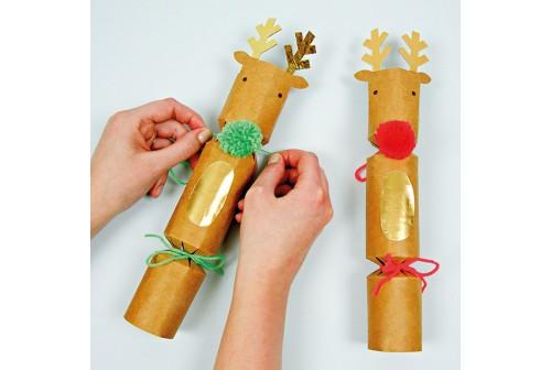 Kit crackers de Noêl DIY