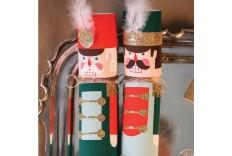 Kit de 10 crackers de Noël