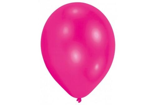 Ballons anniversaire fushia