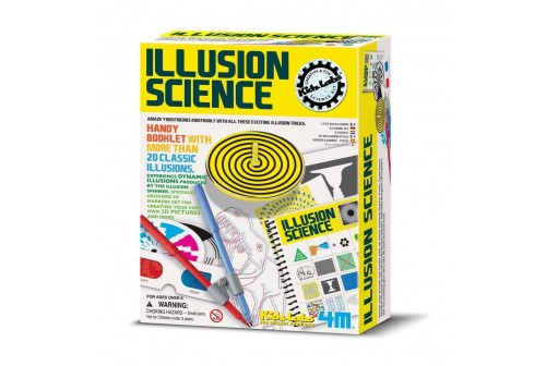 Kit Science de l'illusion