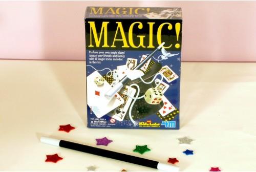 Boîte de magie KidzLabs -4M