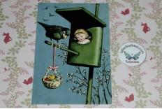 Carte Postale Pâques