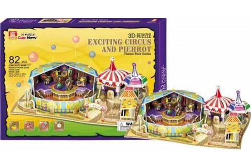 Cirque 3D à construire