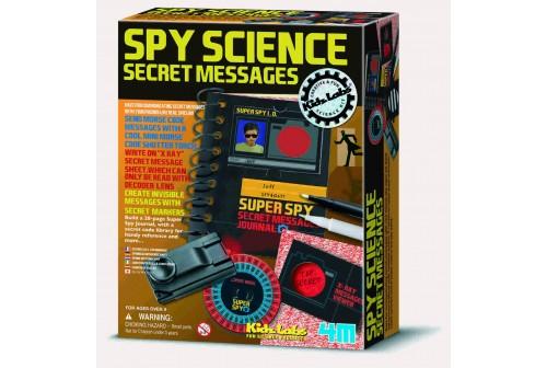 Boîte Science de l'espionnage