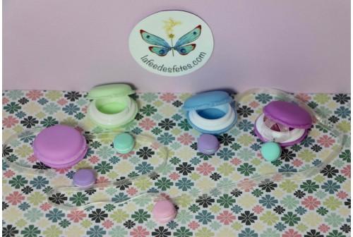 Atelier collier macaron
