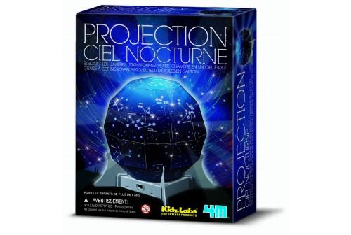 Kit projection ciel nocturne 4 M