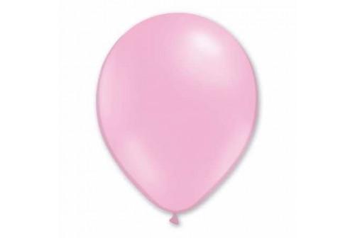 Ballons anniversaire rose bonbon