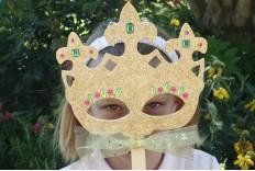 Atelier masques de fête