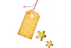 3 Emporte-piéces étoile