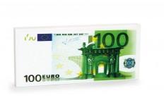 Gomme billet de 100 €