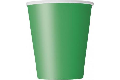 Gobelet vert émeraude