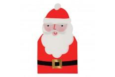 Serviettes Père Noël