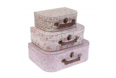 Set de 3 valises Liberty