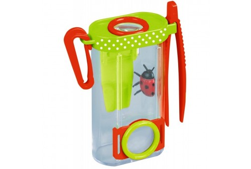 Boîte loupe à insectes