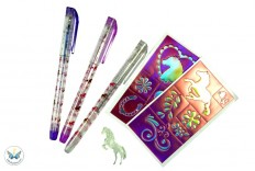 "Set tatouage ""cheval"""
