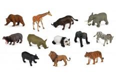 Figurine animal de savane