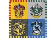 Serviettes Harry Potter