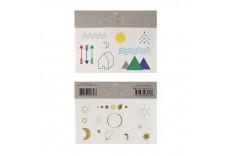 Petit cadeau enfant p che la ligne pinata la f e des f tes - Tatouage systeme solaire ...