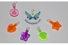 Mini flacon de bulles touchables