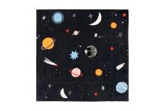 Petites serviettes Espace