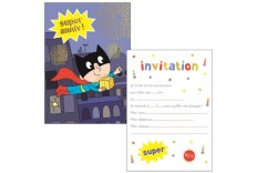 Invitation Super Anniv !