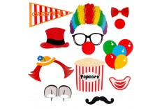 Kit photobooth cirque