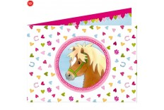 Invitation Poney