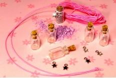 Kit 6 colliers fiole magique