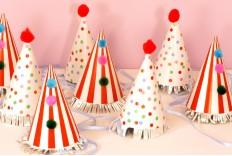8 chapeaux de fêtes