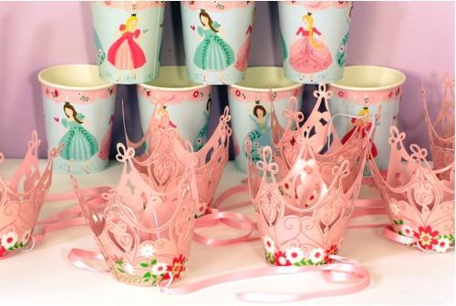 8 couronnes de princesse