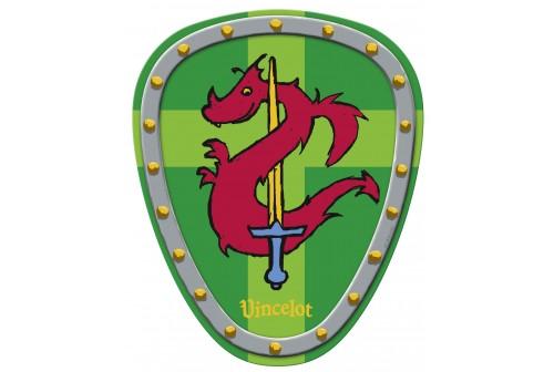 Bouclier chevalier Vincelot