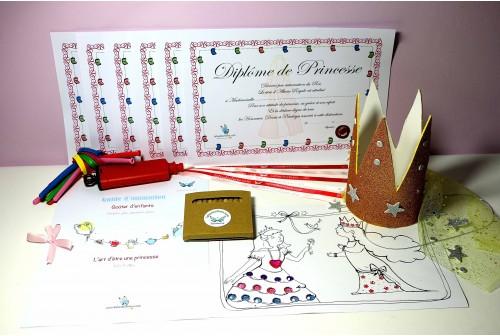 Kit Princesse Victoire