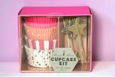 Boîte de 24 moules à cupcake Meri Meri