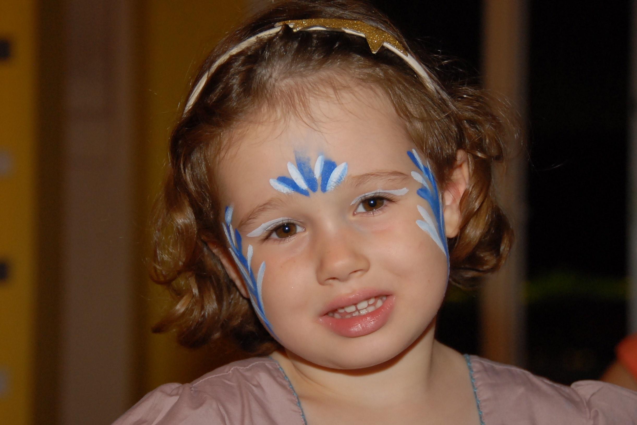 Maquillage carnaval et anniversaire enfants la f e des f tes - Maquillage pirate fille ...