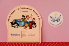 Disque de conjugaison 3e Groupe