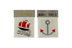Tatouages marin et pirates