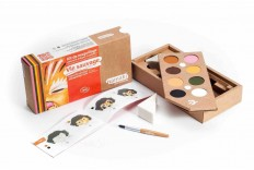 Set de maquillage animaux sauvages Bio namaki