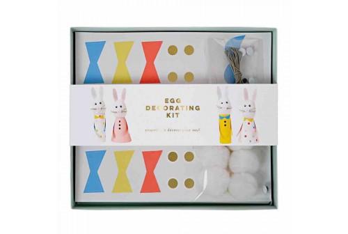 Kit décoration oeufs de Pâques