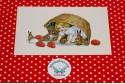 Carte Postale rétro de Pâques