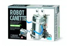 Kit robot canette électrique