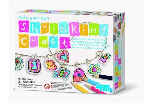 Kit créatif plastique dingue 4M