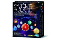Kit fabrication mobile système solaire 4M