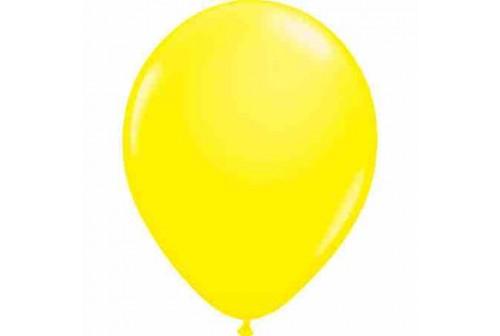 Ballon jaune - set de 10 ballons
