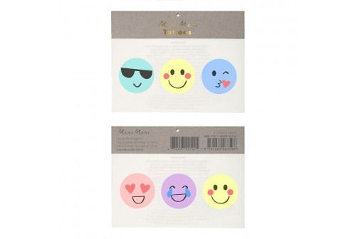 Tatouages Emoji