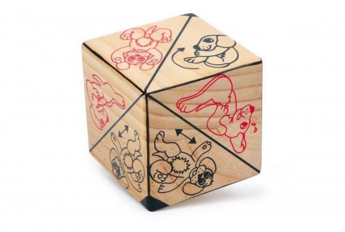 Cube d'action Toutou