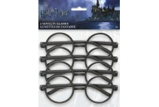 Set de 4 lunettes Harry Potter